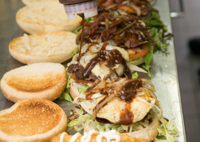 Sangerz Burgers