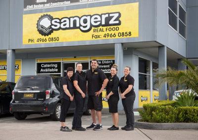 Sangerz Team